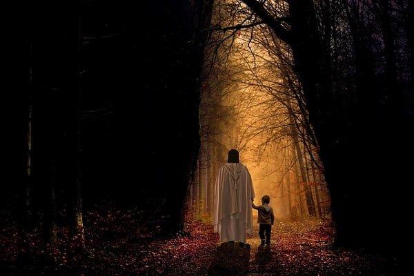 El camino secreto de Lucas - Cuento espiritual