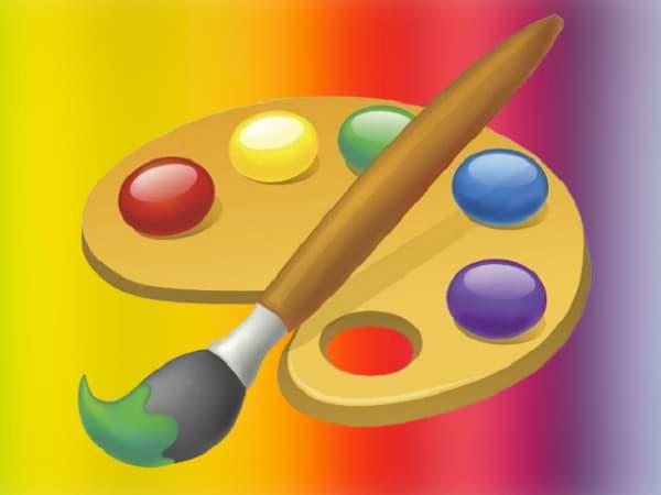 El pintor de la paleta mágica - Cuento Corto